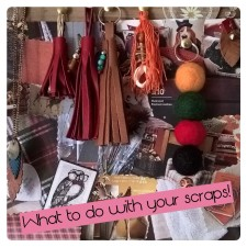 What to do with your scraps