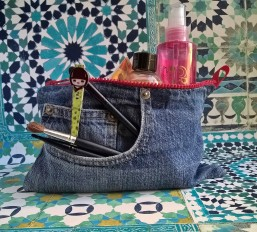Upcycling jeans